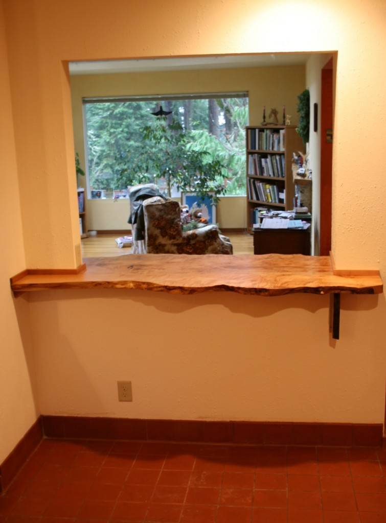 Maple Breakfast Bar Dinosaur Woodworking